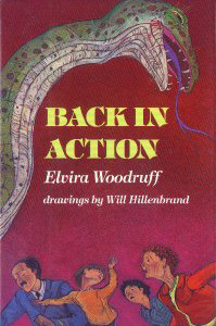 Book cover for Back in Action