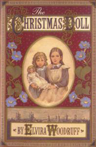 Book cover for The Christmas Doll
