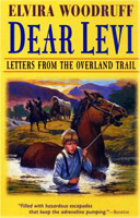 Book cover for Dear Levi: Letters from the Overland Trail