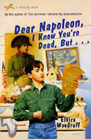 Book cover for Dear Napoleon, I Know You're Dead, But...