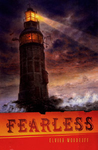 Hardcover book cover for Fearless