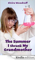 The Summer I Shrank My Grandmother ebook cover