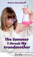 The Summer I Shrank My Grandmother ebook cover