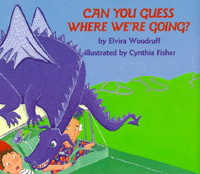 Book cover for Can You Guess Where We're Going?