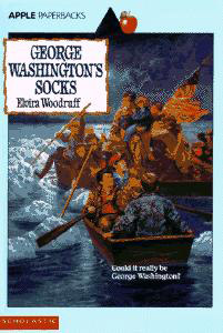 Book cover for George Washington's Socks