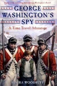 Book cover for George Washington's Spy