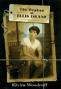 Book cover for The Orphan of Ellis Island: A Time-Travel Adventure