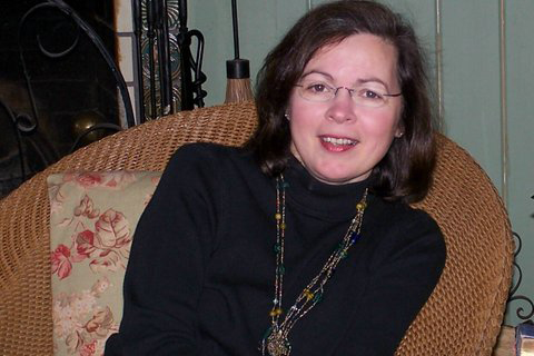 Author Elvira Woodruff