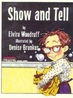 Book cover for Show and Tell