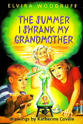 Book cover for The Summer I Shrank My Grandmother